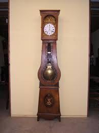 reloj de pedestal