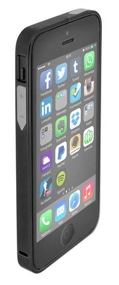Protege y viste a tu smartphone con las nuevas fundas iphone alluminum Bumper de 4-OK by Blautel