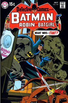 Neal Adams' Detective Comics #401