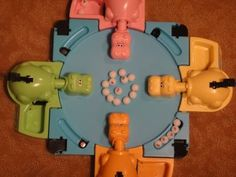 Hungry Hungry Hippos for artic practice. Via Activity Tailor. #speechtherapy - - Re-pinned by @PediaStaff – Please Visit http://ht.ly/63sNt for all our pediatric therapy pins