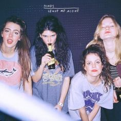 Hinds - Leave Me Alone (Indie Exclusive)