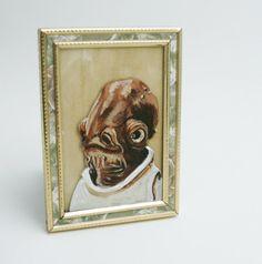 It's a frame!   #admiral #ackbar #star #wars