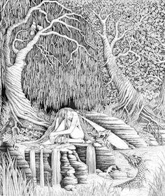 River of Dreams by ellfi on deviantART