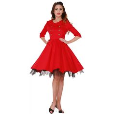 H&R London Kennedy Dress