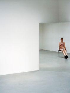 Mirrors for Pop Magazine. Stylist: Nina Walbecq. Photography: Ekaterina Bazhenova  #fashion #photography