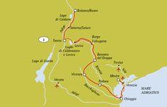 Bolzano – Bassano – Venice Treasures of Brenta Valley and Lagoon Venice, Tours, Italy, Holiday, Italia, Vacations, Venice Italy, Holidays, Vacation