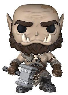 Funko - Figurine World of Warcraft Movie - Orgrim Pop 10cm - 0849803074722