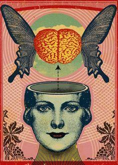 –butterfly brain –by Christian Northeast