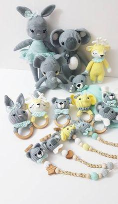 amigurumi modelleri 44 Awesome Crochet Amigurumi For You Kids fr 2019 - Seite 31 von 44 - Kostenlose Amigurumi-A. Crochet Baby Toys, Crochet Bunny, Love Crochet, Learn To Crochet, Crochet For Kids, Baby Knitting, Crochet Patterns Amigurumi, Amigurumi Doll, Knitting Patterns