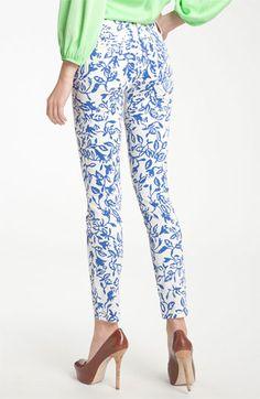 LOVE DVF and LOVE LOVE LOVE these pants. Ahhhhh. I DIE.