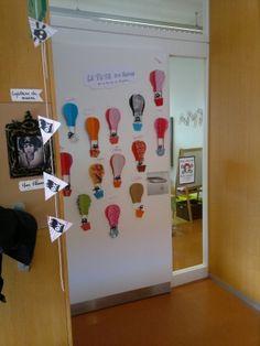 1000 images about deco de classe maternelle classroom for Decoration porte maternelle