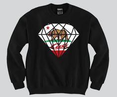 California Diamond – DA LEO'S Custom Shirts