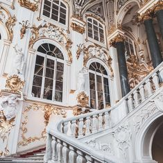 Exploring Nymphenburg Palace Munich - The World Is A Book Baroque Architecture, Beautiful Architecture, Beautiful Buildings, Beautiful Places, Classy Aesthetic, Angel Aesthetic, White Aesthetic, Princess Aesthetic, Palaces