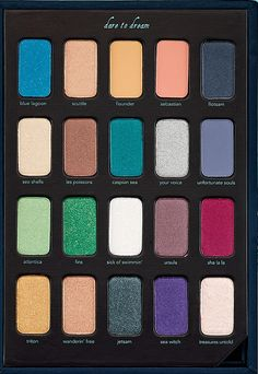 Sephora Ariel Storylook Palette - where the hell did this one go?!?! i can't even get it online!