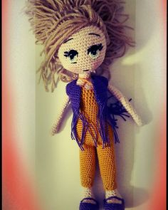 Hayırlı cumalar... #amigurumidolls #amigurumi #crochetdoll #crochet #handmade #elemegi #sevgiyleoruyorum by emidolls ☆