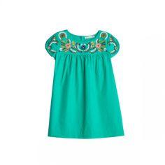 Robe Nice <span>Vert turquoise</span>