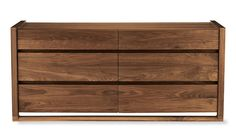 Matera Six Drawer Dresser