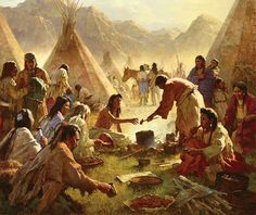HowardTerpning - Old Country Buffet - The Feast
