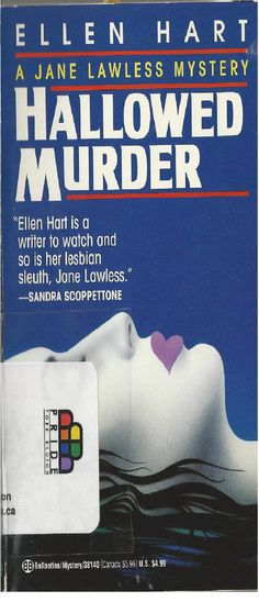 FIC 2000 – Hallowed Murder: A Jane Lawless Mystery front cover