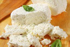 Niebo w ustach. Hemel in de mond. Polish white chease - heavens in the mouth Kefir, Feta, Grains, Food And Drink, Cheese, Recipes, Cooking Ideas, Google, Gastronomia