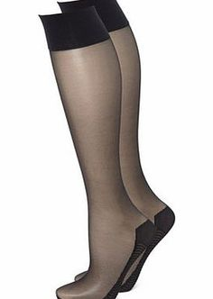Bhs Womens Black 3 Pack of 15 Denier Cushion Sole These cushion sole knee highs are great for every day wear. The cushion sole and special comfort top provide wonderful comfort with gentle massaging and minimised tightness throughout the day. Reinfor http://www.comparestoreprices.co.uk/fashion-clothing/bhs-womens-black-3-pack-of-15-denier-cushion-sole.asp