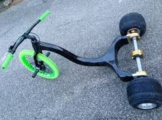 Resultado de imagen para triciclos para derrapar