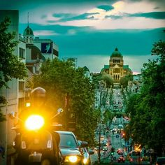 Brussels by Hatim Kaghat