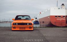 1986 BMW E30 M3 on Compomotive Motorsport TH wheels. | Photos by Matthew Dear - STANCE | WORKS.