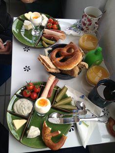 Frühstück bei mir!