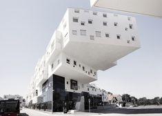 Architects: LOVE architecture and urbanism Location: Vienna, Austria Design Team: DI Andreas Perchinig, DI Sabine Sternbach Area: 15,000 sqm Year: 2013 Photographs: Jasmin Schuller