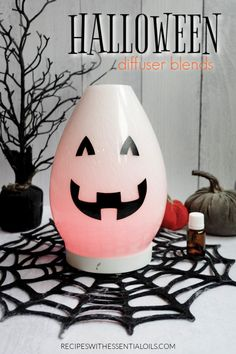 Diffuser Blends for Halloween