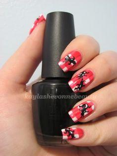 Picnic Ant Nails