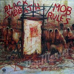 Black Sabbath Mob Rules  6302 119