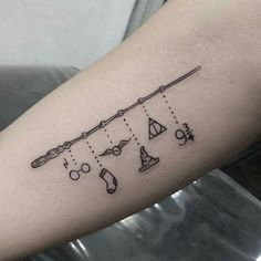 76 Magical Harry Potter Tattoos 76 Magical Harry Potter Tattoos Frauen Related Ideas For Tattoo Frauen Motiv Sterne - - Tattoo Schöne. Mini Tattoos, Trendy Tattoos, Tattoos For Women, Woman Tattoos, Inspiration Tattoos, Tattoo Ideas, Hp Tattoo, Tattoo Arm, Tattoo Small