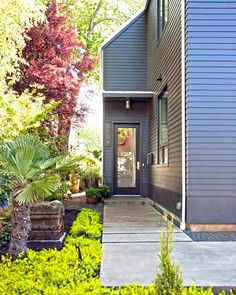 Modern Gabled House in Portland | Dwell