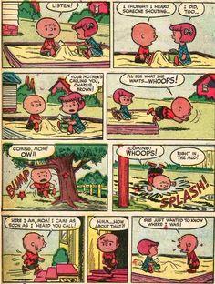 Early Peanuts.