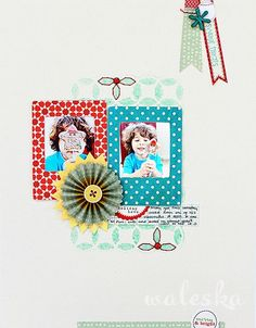 Fun way to reuse packaging - Amy Tan tape packaging for frames.