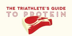 The Triathlete's Guide to Protein