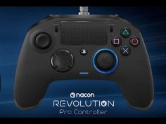 PS4 Pro Revolution Controller Announced | PlayStation 4 Elite Controller