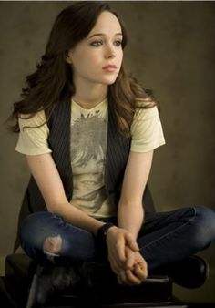 I've decided I'm marrying Ellen Page