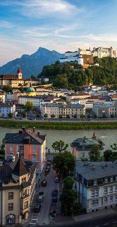 Salzburg! AUSTRIA.