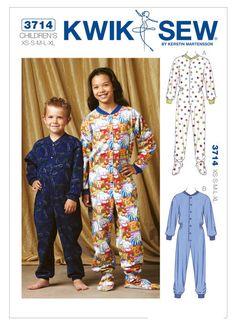 K3714 | Kwik Sew Patterns | Sewing Patterns