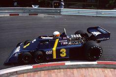 Jody Scheckter (Monaco 1976) by F1-history.deviantart.com on @deviantART