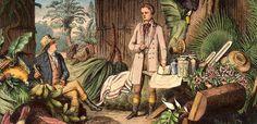 PROJECT - Alexander von Humboldt's American travel journals Chateau De Malmaison, La Malmaison, Staatsbibliothek Berlin, Alexander Von Humboldt, Tsar Nicolas, Flora Und Fauna, Fantastic Voyage, Archaeological Discoveries, Illustrations