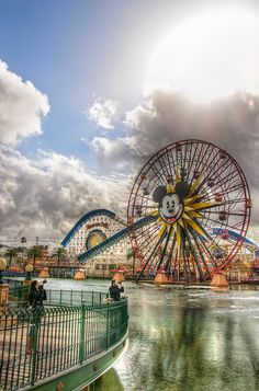 Disneyland California - Disney California Adventure Anaheim, Ca - Disneyland Pin Walt Disney, Disney Parks, Disney Land, Disney Magic, Disney California Adventure, Disney Vacations, Dream Vacations, Places In California, Anaheim California