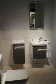 Our new Joyce collection @ ISH '13 | Villeroy & Boch