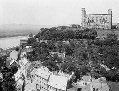 Stará Bratislava Bratislava Slovakia, Old Photos, Paris Skyline, Tourism, World, Travel, Times, Geo, Nostalgia