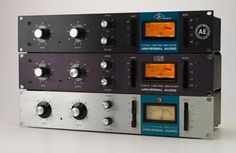 3 * Universal Audio 1176 Compressors     https://www.youtube.com/playlist?list=PL2qcTIIqLo7Uwb76_wNpg4v95m7Nrfdsa