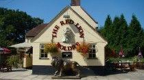 The Red Lion, Boldre, Lymington, Hampshire, England. Pub / Inn. Holiday.