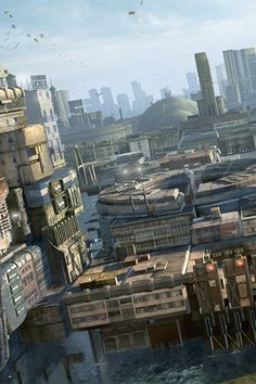 3D Futuristic City IPhone Wallpaper Hd Android Iphone Wallpapers
